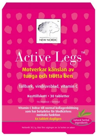 Wonder Legs, Helse - New Nordic