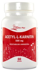 Alpha Plus Acetyl-L-karnitin