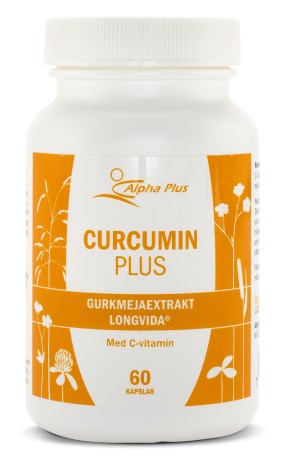 Alpha Plus Curcumin Plus, Helse - Alpha Plus