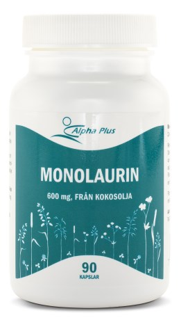 Alpha Plus Monolaurin, Helse - Alpha Plus