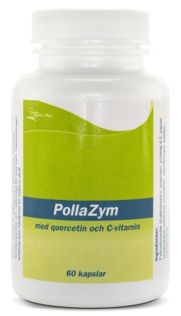 Alpha Plus PollaZym, Helse - Alpha Plus