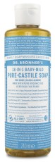 Dr Bronner Pure Castile Liquid Soap Baby Unscented