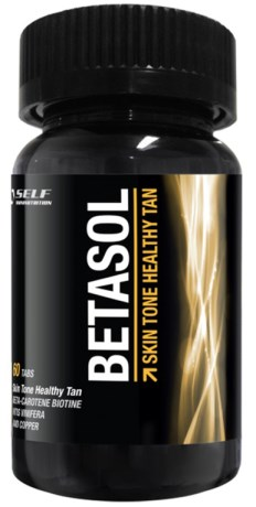 Self Omninutrition Betasol, Helse - Self Omninutrition