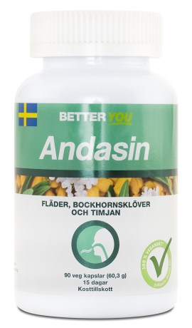 Better You Andasin, Helse - Better You