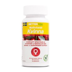Better You Multivitamin Kvinna