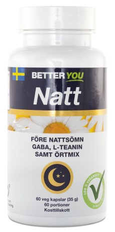 Better You Natt, Helse - Better You