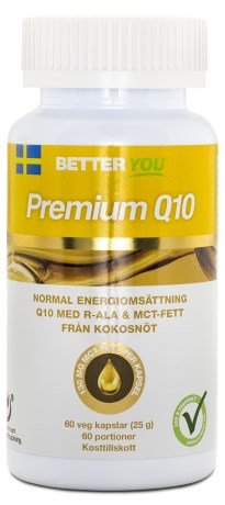 Better You Premium Q10, Helse - Better You
