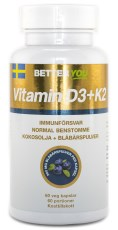 Better You Vitamin D3 + K2