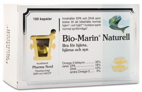Bio-Marin Naturel, Helse - Pharma Nord