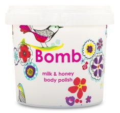 Bomb Cosmetics Body Polish Milk & Honey