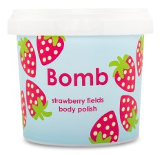 Bomb Cosmetics Body Polish Strawberry Fields