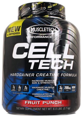Cell-Tech Performance Series, Kosttilskud - MuscleTech