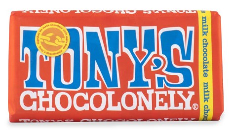 Tonys Chocolonely Milk Chocolate - Tonys Chocolonely