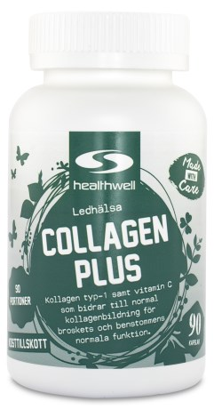 Collagen Plus, Helse - Healthwell