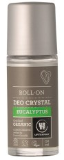 Urtekram Eucalyptus Deo Crystal Roll-On