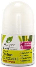 Dr Organic Tea Tree Deodorant