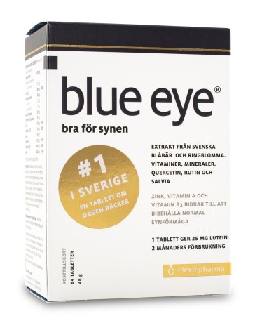 Elexir Pharma Blue Eye, Helse - Elexir Pharma