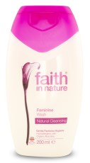 Faith in Nature Faith Feminine Wash
