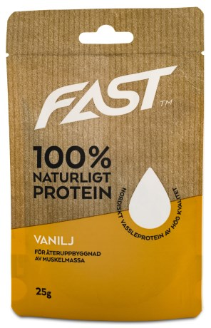 FAST Naturligt Protein - Fast