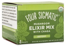 Four Sigmatic Elixir Instant Chaga & Sibirisk Gingseng