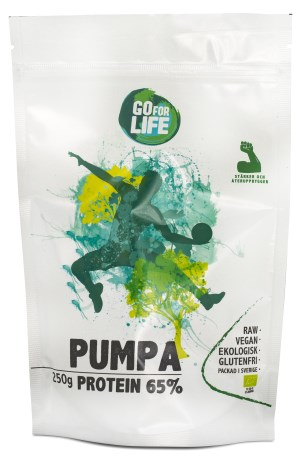 Go for Life Pumpaprotein EKO, Kosttilskud - Go for Life