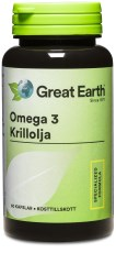 Great Earth Krill Omega