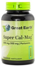 Great Earth Super Cal-Mag 300-300