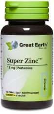 Great Earth Super Zinc 15 mg