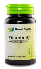Great Earth Vitamin B7