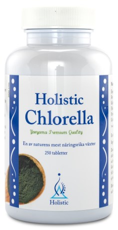 Holistic Chlorella , Helse - Holistic