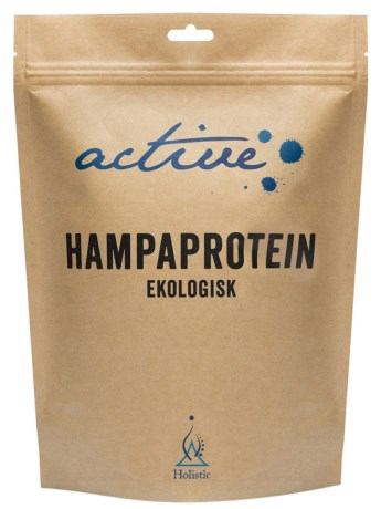 Holistic Active Hampaprotein, Helse - Holistic