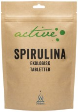 Holistic Active Spirulina Tabletter