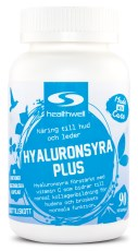 Hyaluronsyra Plus