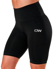 ICIW Scrunch V-shape Biker Shorts