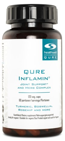 QURE Inflamin, Helse - Healthwell QURE