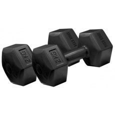 Iron Gym Fixed Hex Dumbbell