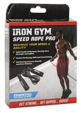 Iron Gym Nylon Speed Rope