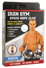 Iron Gym Speed Rope Elite