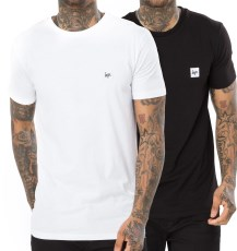 Just Hype Mens T-Shirt 2 pack