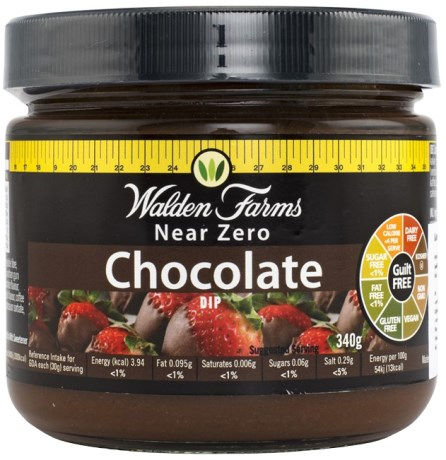 Kaloriefri Chocolate Dip - Walden Farms