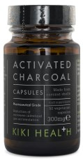 Kiki Health Activated Charcoal Caps