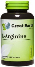 Great Earth L-Arginine