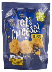 Lets Cheese Crispy Cheese