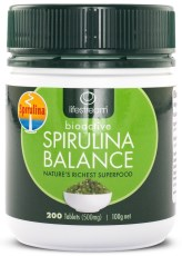 LifeStream Spirulina