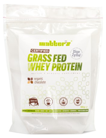 Matters Grass-Fed Whey Protein, Kosttilskud - Matters
