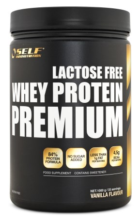Micro Whey Lactose Free, Kosttilskud - Self Omninutrition