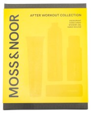 Moss & Noor After Workout Collection Gift Box