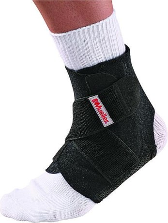 Mueller Adjustable Ankle Stabilizer, Helse - Mueller