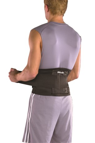 Mueller Adjustable Back Brace, Helse - Mueller