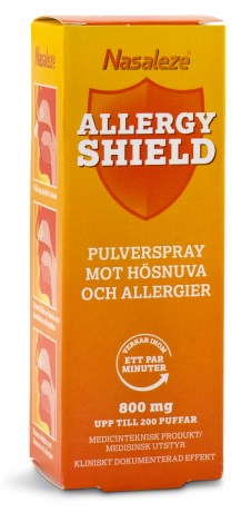 Nasaleze Allergy Shield, Helse - Baltex